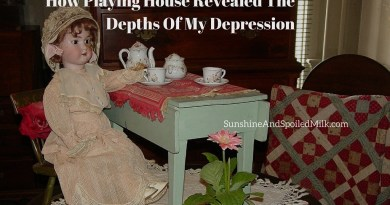 severity of my depression