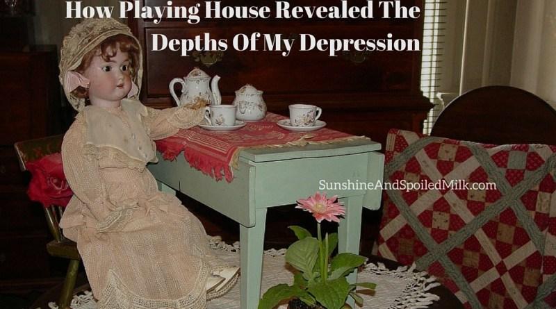 severity of my depression