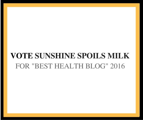 healthline 2016 best health blog
