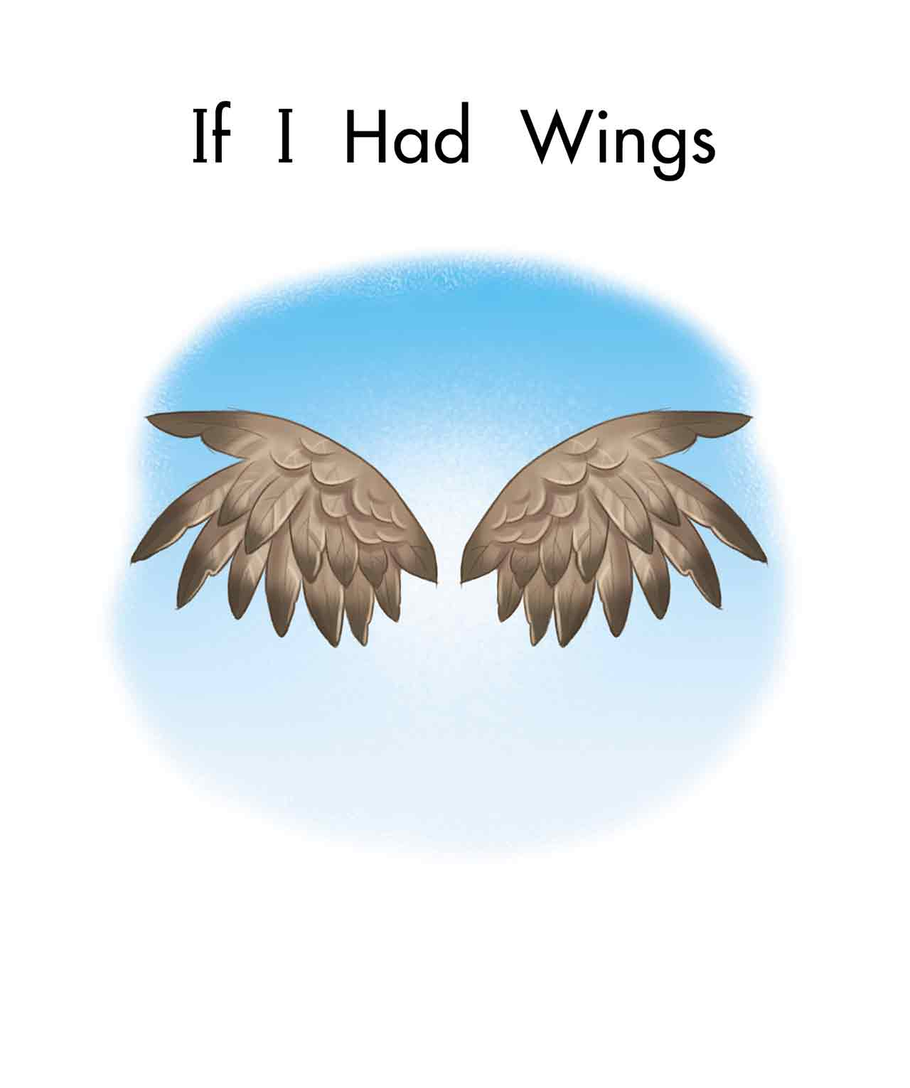 paragraph on if i had wings