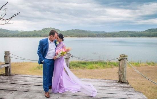 Secrets on the Lake Wedding