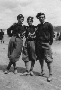 Binder Boys Wore Knickerbocker Pants