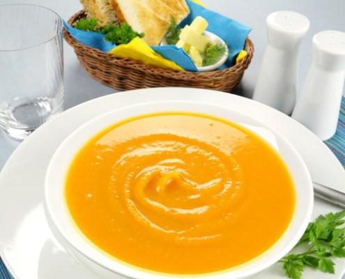 Autumn Gold Harvest Soup