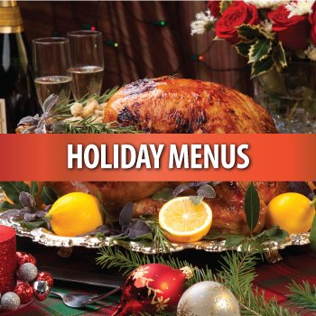 Holiday Menus