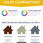 Best Siding And Shutter Color Combinations Sunshine Contracting