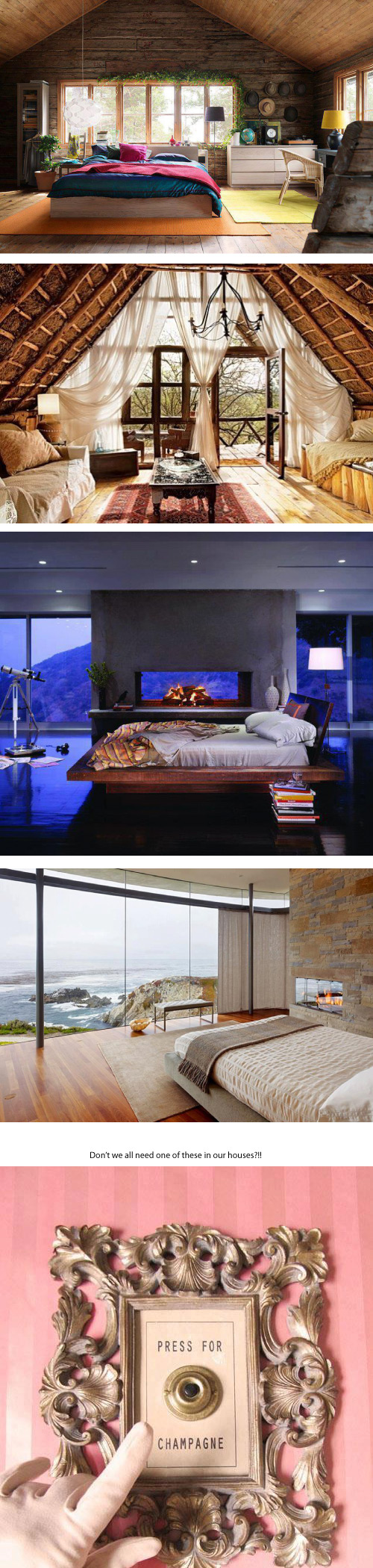 Bedrooms-Collage