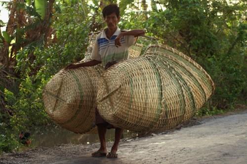 Basket Man