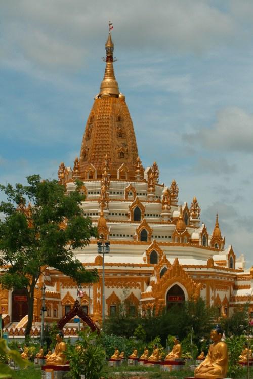 Pagoda by Amurapura
