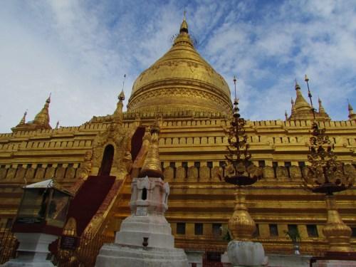 Shezigon Pagoda