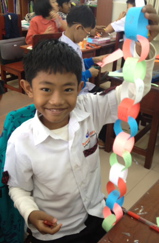 Paper Chains 2 w Jack