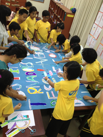 Water Project Poster Making