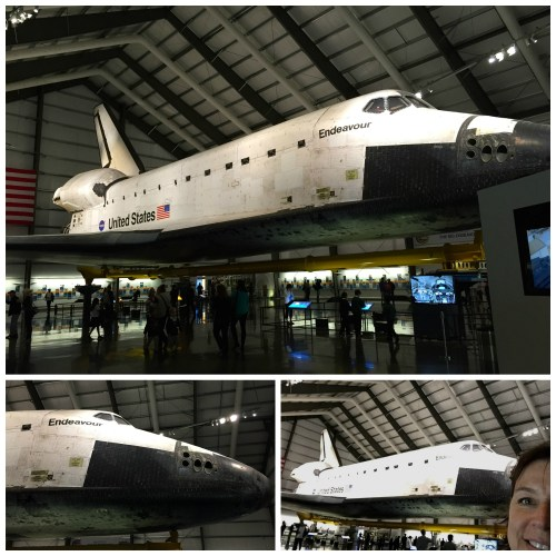 Endeavour Collage