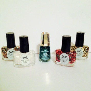 Ciate Nail Polishes