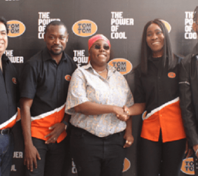 Phyno And Teni Signed As TomTom Ambassadors [See Post