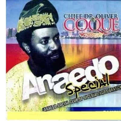 Oliver De Coque _ Anaedo special - mp3    Sunshine Music NG