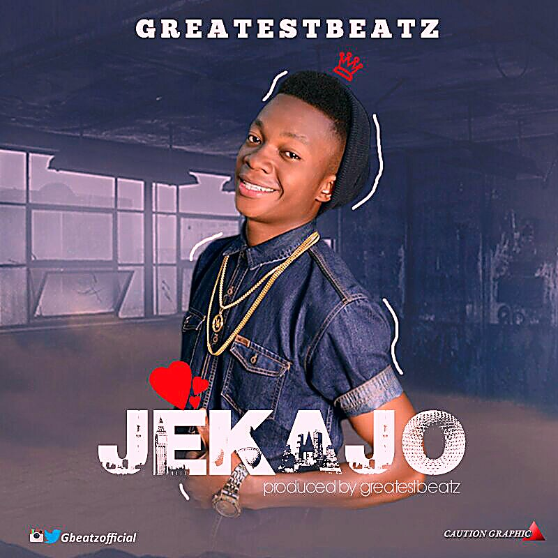 DOWNLOAD: GreatestBeatz - Jekajo ft. Dili~Duchy prod. by G.beatz [audio]
