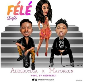 DOWNLOAD: Adegboyega – Fele Ft. Mayorkun (Audio)