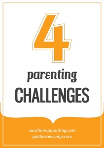 4 Parenting Challenges and How Camp Can Help