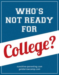Who's Not Ready for College?