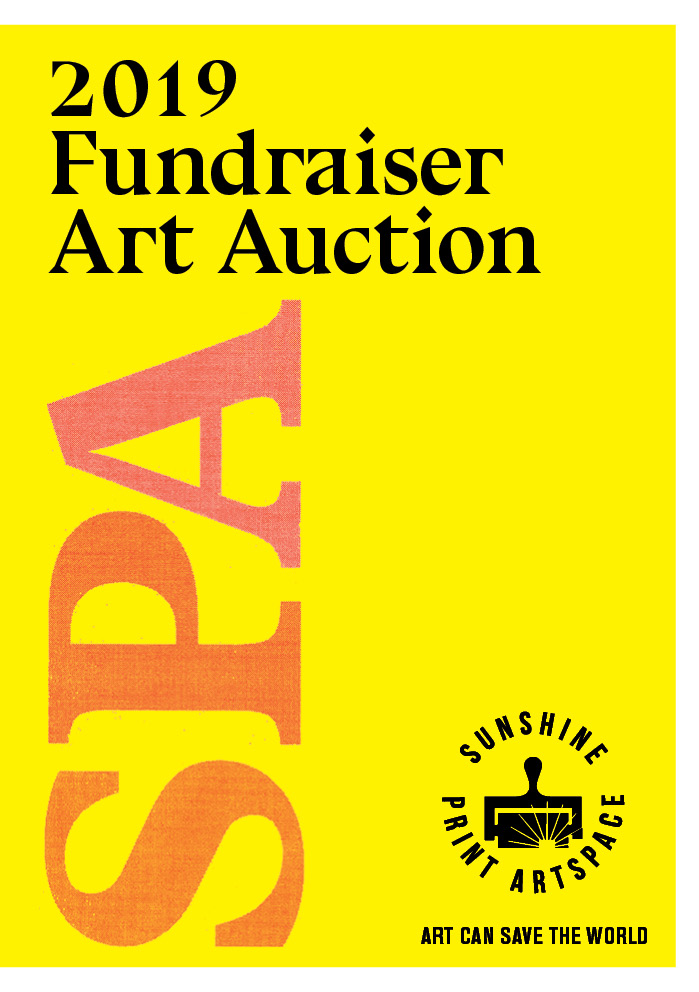 2019 SPA Fundraiser Coverpage