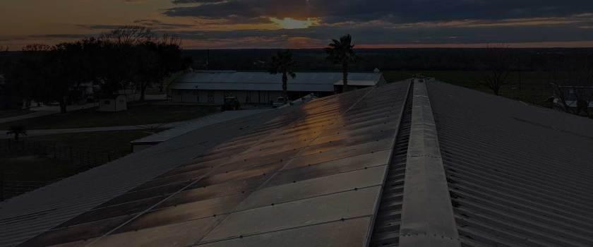 Enphase solar panels