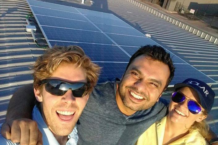 Solar panel installation in Sugarland TX