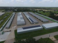 Commercial Solar Projects Greenhill Storage Solar Install