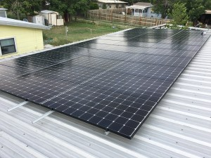 Cost of a solar install