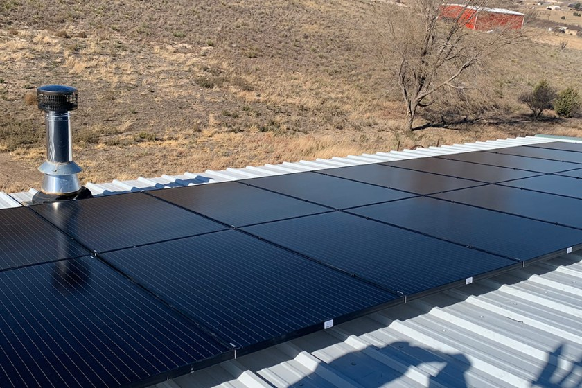 Richmond Solar Panel Installation Sunshine
