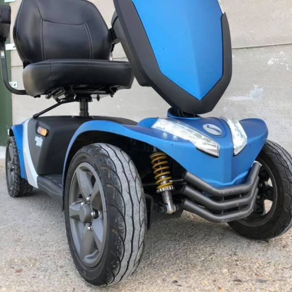 Rascal Vecta Sport Electric Mobility Scooter