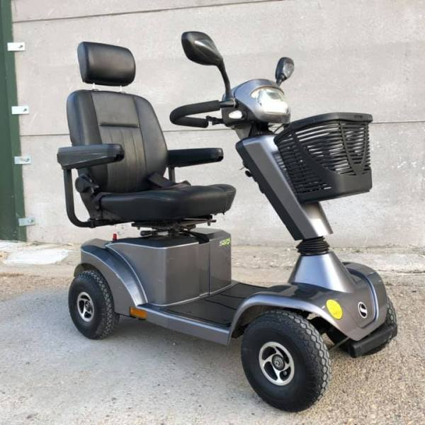 Sunrise Sterling S425 Electric Mobility Scooter