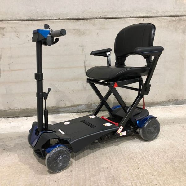 Drive Auto Fold Electric Mobility Scooter
