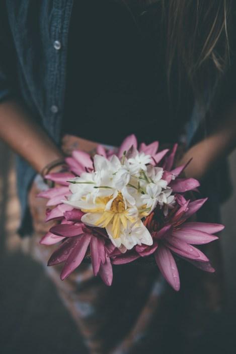 Flowers in Sri Lanka