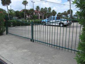 vehicle gate