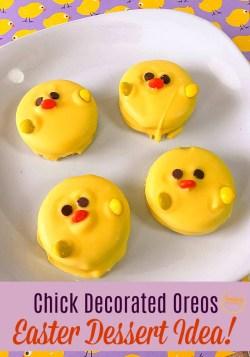 cute easter dessert ideas