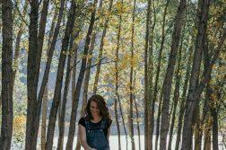 Fall photo shoot at Harvey Gap