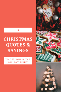Christmas quotes & sayings