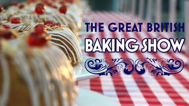 Show of the Moment: Great British Baking Show - Sunshine with Savannah