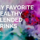 5 healthy drinks to shake things up