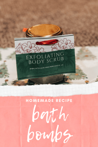 exfoliating scrub diy