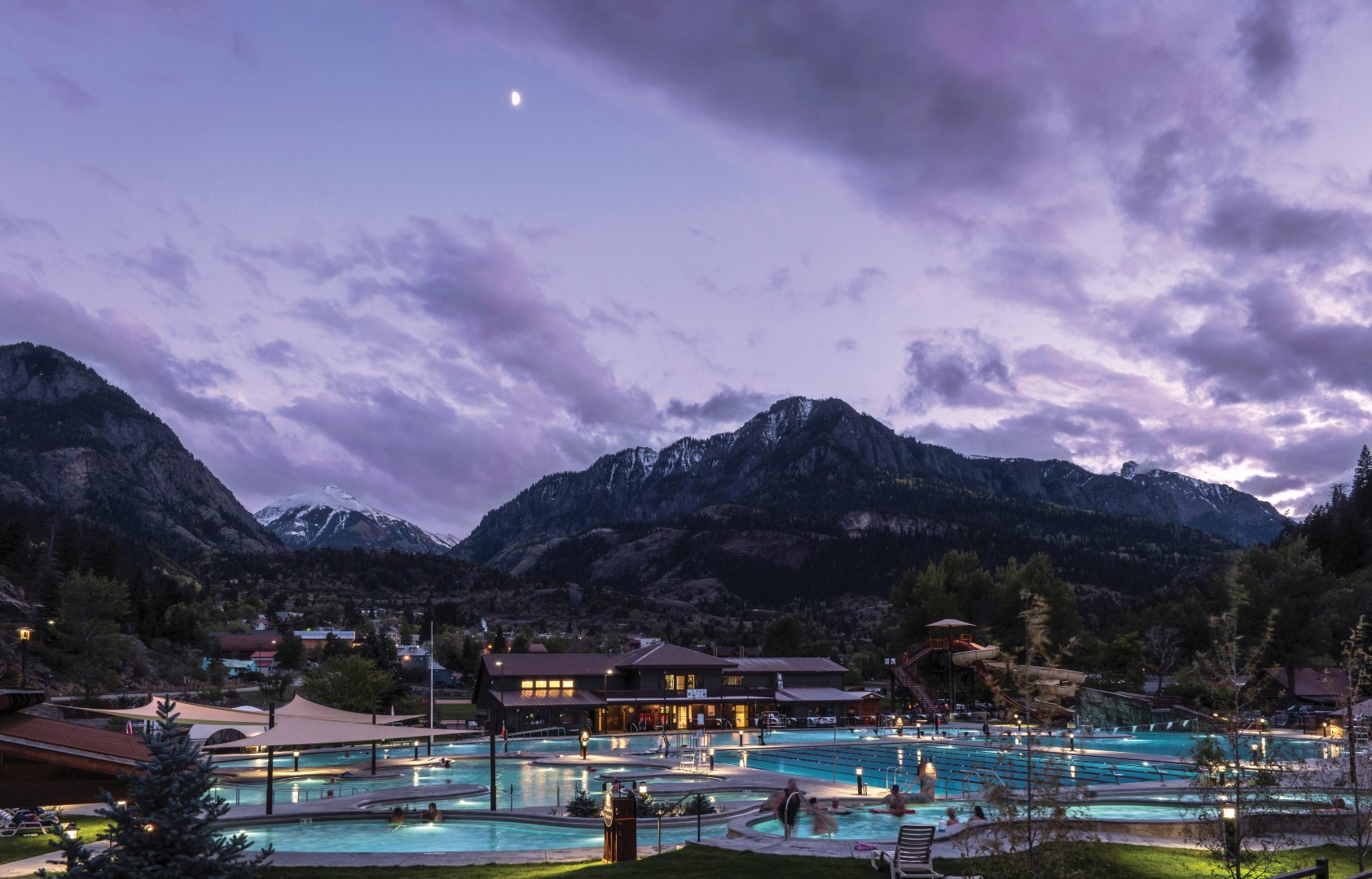 Ouray Hot Springs 2018