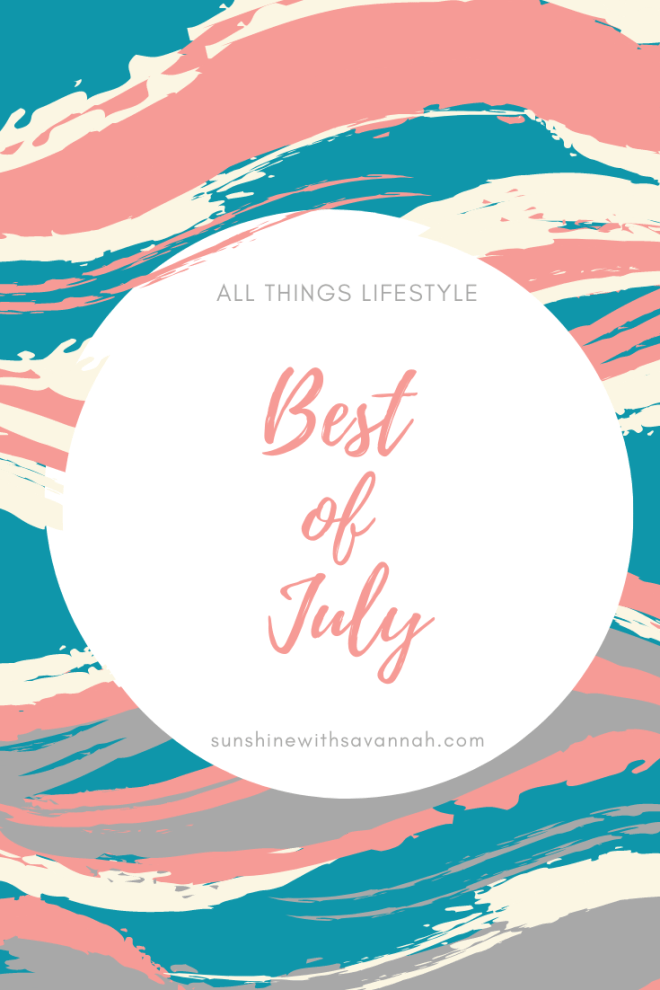 best of july