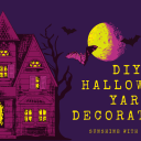 My Halloween Yard Decorations