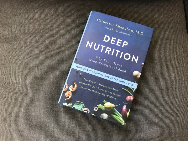 deep nutrition book review