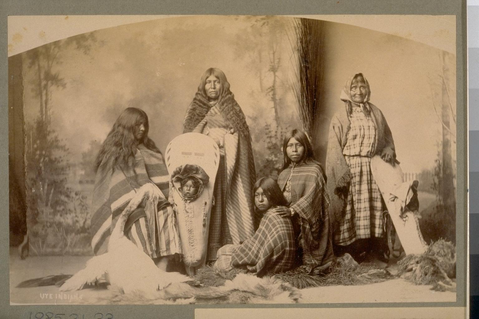 Ute Indians