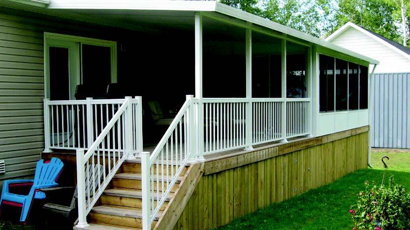 RV Resort Living - Sunspace West Michigan
