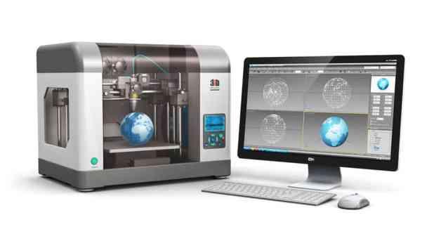 קורס הדפסה דיגיטלית תלת מימדית