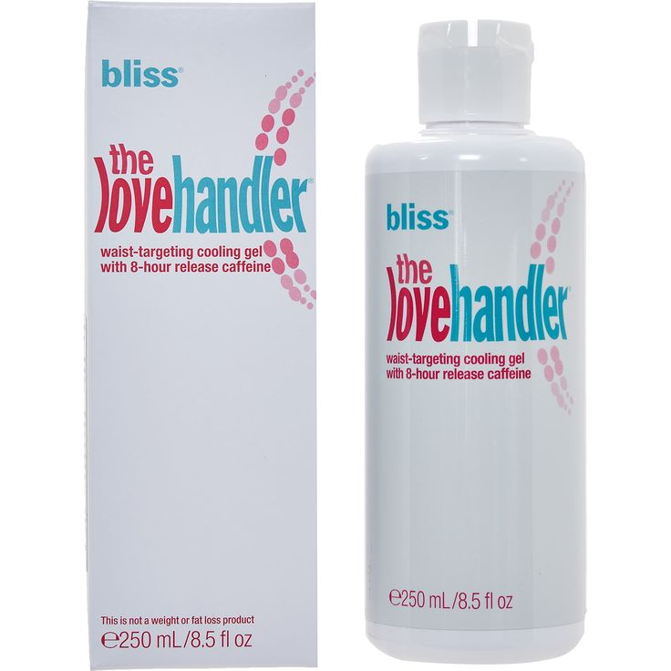 SAY GOODBYE TO CELLULITES AND LOVE HANDLES bliss the love handler