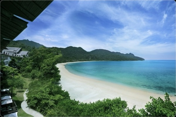 best luxury beach resorts in Malaysia the datai langkawi seaview