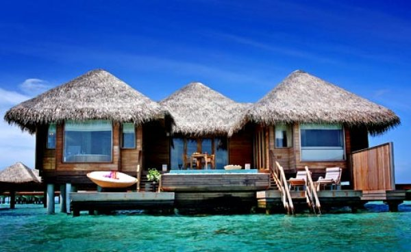 LUXURY HOTELS AND RESORTS IN THE MALDIVES huvafen fushi pool villa